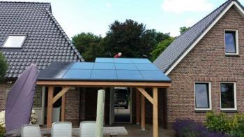Solarport duuzaam overdekt
