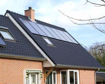 Zonneboilers en zonnecollectoren