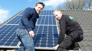 Platen Duurzame Technieken in de krant van midden-drenthe maart 2013