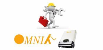 Omnik Portal voor de Omniksol omvormer heeft tijdelijk onderhoud