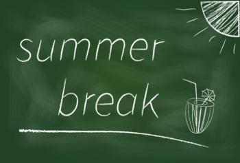 Aankomende zomer vakantie