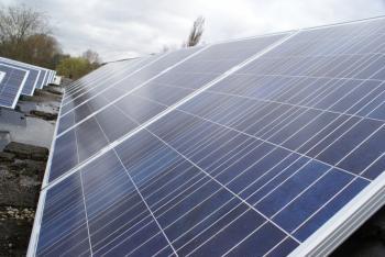 Zonnepanelen installatie van Platen Duurzame Technieken