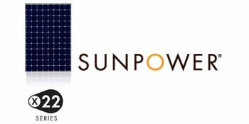 Super hoog rendement zonnepanelen; de Sunpower 360 WP