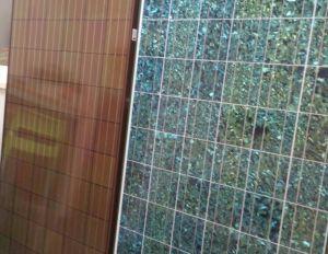 Gekleurde Bisol zonnepanelen