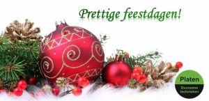Het team van Platen Duurzame Technieken wenst u prettige feestdagen toe!
