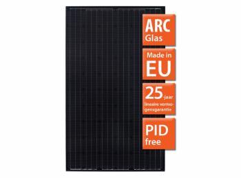Nieuwste generatie Bisol zonnepanelen heeft antireflectie glas