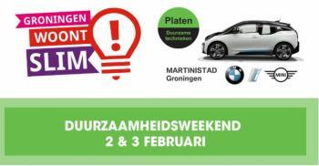 Duurzaamheidsweekend in Groningen