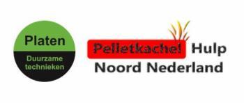 Platen Duurzame Technieken en Pelletkachel Hulp Noord Nederland