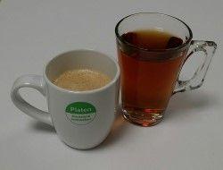 Kopje koffie en thee bij Platen Duurzame Technieken te Ter Apel
