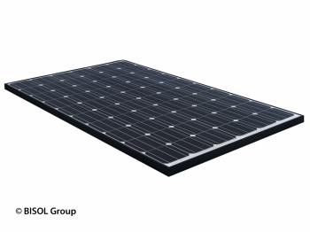 Bisol white sheet zonnepanelen