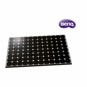 BenQ SunForte, white sheet zonnepanelen, 327 WP